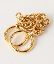 AMBUSH(アンブッシュ) CHAIN LINK RING 2
