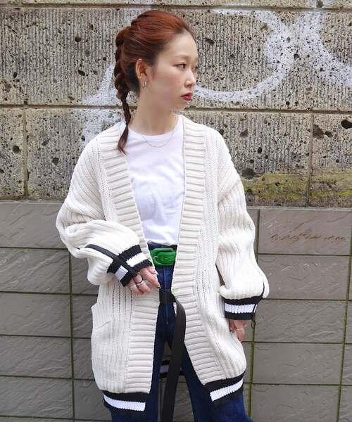 注目ブランド SUPERTHANKSハイストレッチリリーニットカーディガン(カーディガン) SUPERTHANKS(スーパーサンクス)のファッション通販, ARTINN Golf Design:41a4c11f --- 888tattoo.eu.org