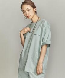 【Wellness Sports Wear】 BY FREEDOM STANDARD エンブロ Tシャツ