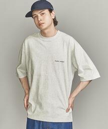 【Wellness Sports Wear】 BY FREEDOM STANDARD エンブロ Tシャツ