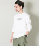 URBAN RESEARCH | ST.MORITZ SUPERSOFT CLASSIC LONG SLEEVE TEE(Tシャツ・カットソー)