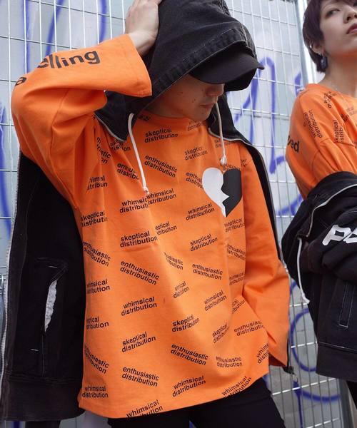 AFYF HEAVYWEIGHT LS T SHIRT/ヘヴィウェイトロングスリーブTシャツ