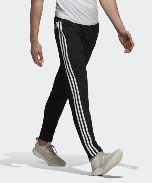adidas(アディダス)の「ID TIRO パンツ ジャージ(パンツ)」|ブラック