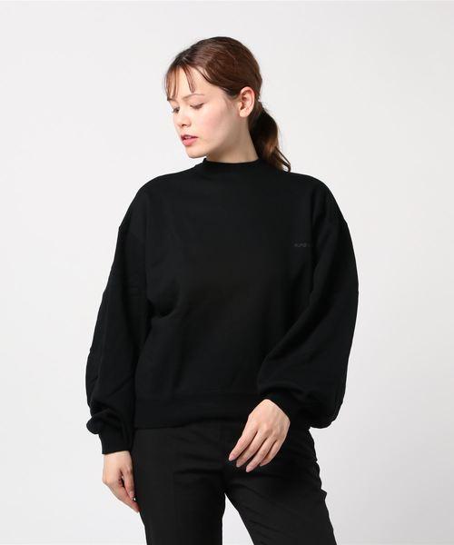 メゾンエウレカ MAISON EUREKA / スウェットシャツ SLACK SWEAT SHIRT