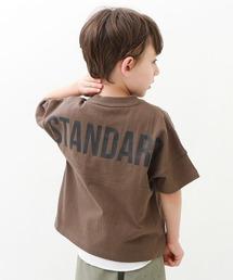 devirock(デビロック)のバックロゴプリントTシャツ(Tシャツ/カットソー)