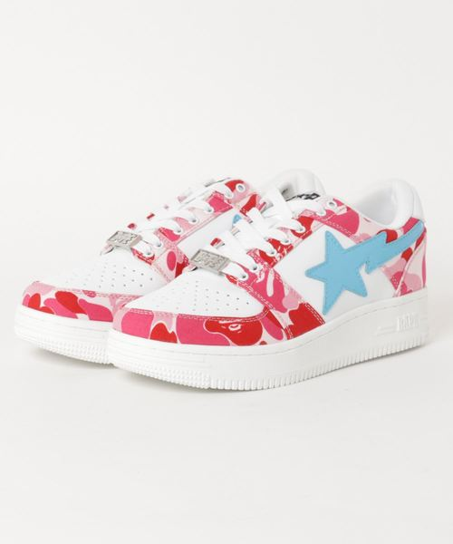 ABC BAPE STA LOW M1