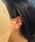 PARKS TOKYO SELECT(パークストウキョウセレクト)の「ミニイヤーカフ(イヤリング(片耳用))」|J