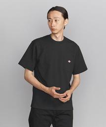 <DANTON> 1POC LOGO TEE/Tシャツ