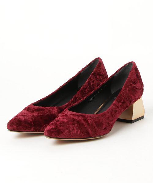 【限定製作】 【セール】 BEYOND】【ABOVE AND BEYOND】 ポインテッドトウメタリックヒールパンプス AND (771109)(パンプス)|inter-chaussures(インターショシュール)のファッション通販, ソデガウラシ:befbe206 --- ulasuga-guggen.de