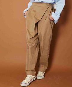 アメリカンラグシー AMERICAN RAG CIE / フロントラップパンツ Front Wrap Pants