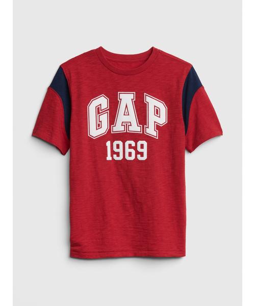 ロゴ半袖Tシャツ