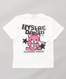 HYSTERIC DAMNED pt Tシャツ【L】ホワイト