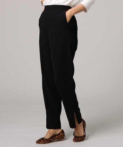 『5年保証』 サイドジップテーパードパンツ(パンツ)|UNTITLED(アンタイトル)のファッション通販, 西伯郡:311e31b0 --- skoda-tmn.ru
