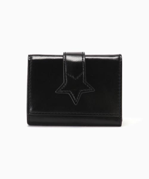 (HASHIBAMI)三つ折りミニ財布