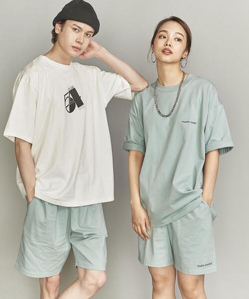 【Wellness Sports Wear】 BY FREEDOM STANDARD エンブロ ショートパンツ/セットアップ対応