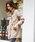 Fashion Letter(ファッションレター)の「マウンテンパーカ— インフード ソフトモッズコート(マウンテンパーカー)」|ベージュ