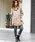 Fashion Letter(ファッションレター)の「マウンテンパーカ— インフード ソフトモッズコート(マウンテンパーカー)」|詳細画像