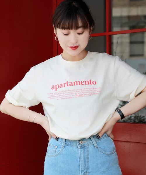 apartamento Tシャツ