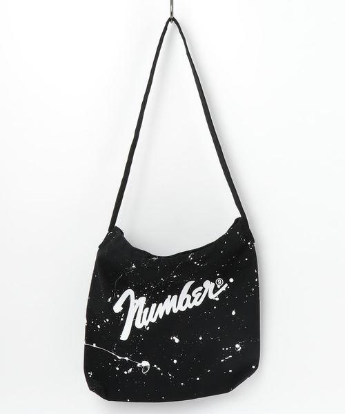 number9_2WAY SHOULDER BAG