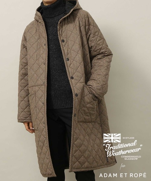 【Traditional Weatherwear】別注 HAYTOR HOOD