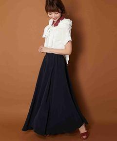 アメリカンラグシー AMERICAN RAG CIE / ギャザーパネルスカート Gathered Panel Skirt