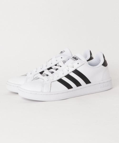 adidas(アディダス) GRANDCOURT LEA U(グランドコートレザーU)