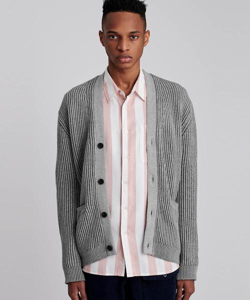 【ネット限定】 Stefan Cardigan Sweater(ニット/セーター) ,Stefan|Saturdays NYC(サタデーズ ニューヨークシティ Saturdays Cardigan )のファッション通販, 三浦半島まるかじりクック&ダイン:eb9d0b10 --- blog.buypower.ng