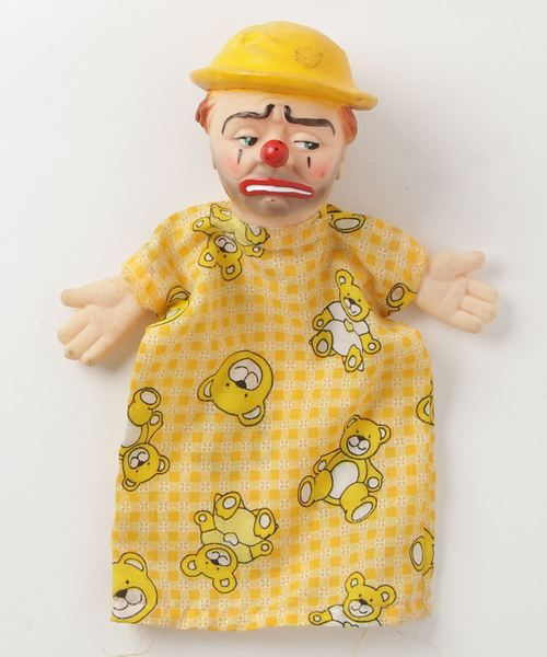 ■【fridge antique】Puppet