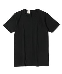 CREW NECK T-SHIRTブラック
