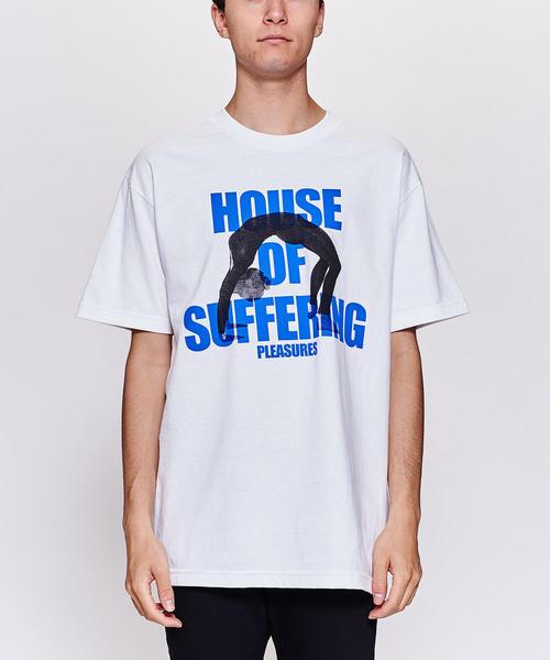 <PLEASURES> SUFFERING TEE/Tシャツ