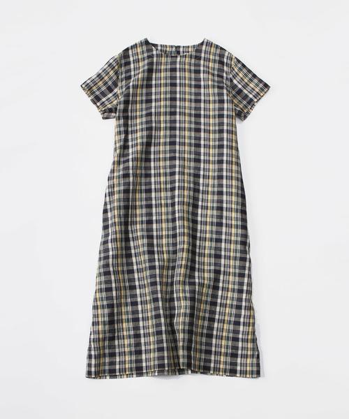 有名なブランド 45Rリネンのマドラスチェックドレス(ワンピース)|45R(フォーティファイブアール)のファッション通販, 天然石 Stone Angel:93cb8453 --- innorec.de