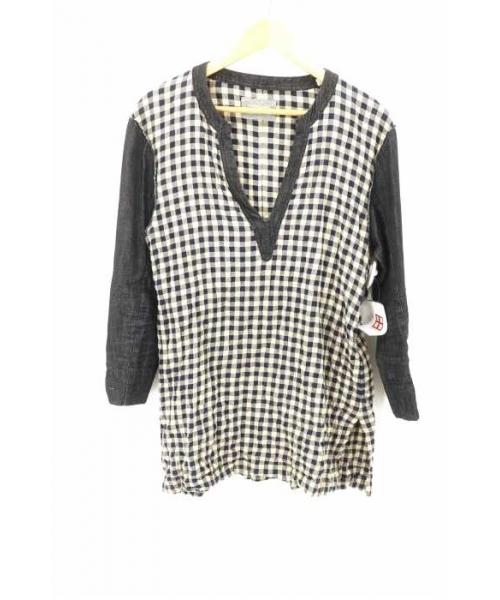 海外最新 【ブランド古着 shirt】tunic shirt シャツ(シャツ/ブラウス)|TAKAHIRO MIYASHITA The TAKAHIRO SoloIst.(タカヒロミヤシタザソロイスト)のファッション通販 MIYASHITA - USED, LuDE:a0a2308b --- reizeninmaleisie.nl