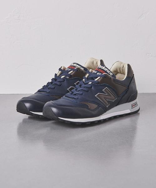 <New Balance(ニューバランス)> ジェントルマンパック M577†