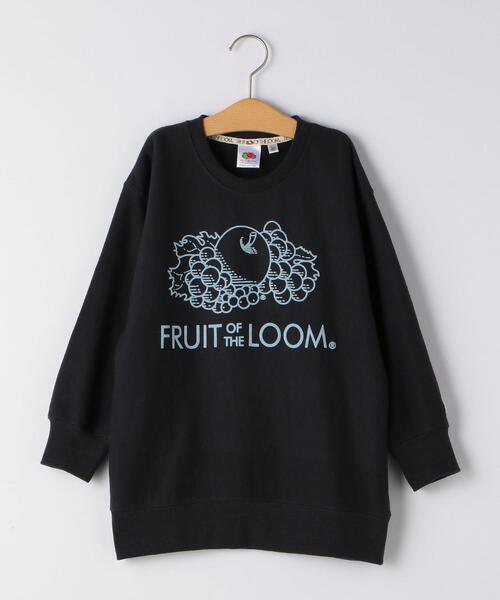 【ジュニア】〔別注〕FRUIT OF THE LOOM スウェットプルオーバー