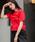 Champion(チャンピオン)の「【Champion Authentic T-SHIRTS】レディース チャンピオン コットン 無地 半袖 Tシャツ(Tシャツ/カットソー)」 詳細画像
