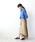 DRESSLAVE(ドレスレイブ)の「cotton double gauze blouse(ガーゼスキッパーシャツ)(シャツ/ブラウス)」|詳細画像