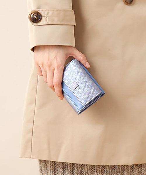 全国宅配無料 レポワン 3つ折り財布, 濃厚本舗 03286f0d