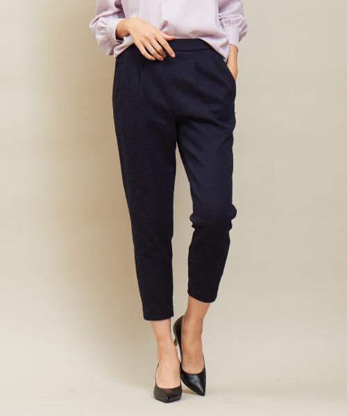 【1着でも送料無料】 【セール】カットツイードパンツ(パンツ)|qualite(カリテ)のファッション通販, 大潟町:f35cacc2 --- svarogday.com
