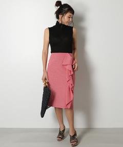 アメリカンラグシー AMERICAN RAG CIE / サイドフリルスカート Side Frilled Skirt