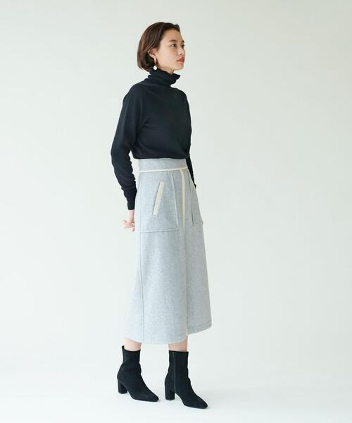 SMF WOパイピングスカート