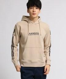 KANGOL(カンゴール)のKANGOL カンゴール 別注 ロゴ パーカー(パーカー)