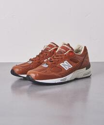 <New Balance(ニューバランス)> ジェントルマンパック M991† ◆