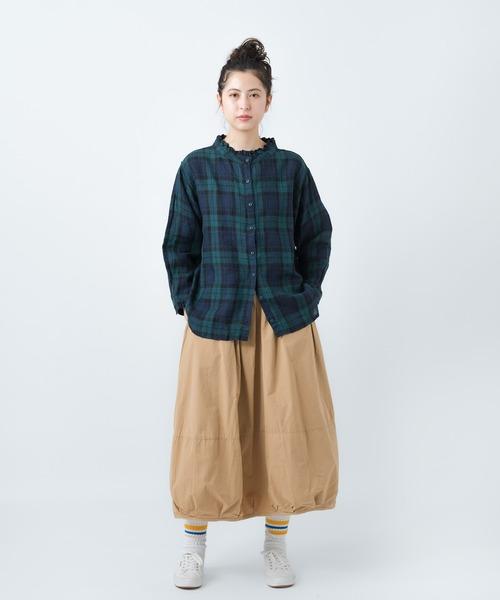 【 D*g*y / ディージーワイ 】 # オックスバルーンスカート D5738