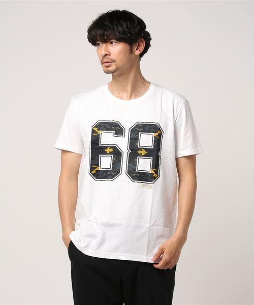 デジカモ半袖Tシャツ・カットソー