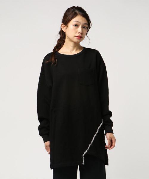 当社の 【別注】KMRii/ケムリ/SLASH PULLOVER/RFL(Tシャツ/カットソー)|KMRii(ケムリ)のファッション通販, すこやか工房:837d4dad --- dpu.kalbarprov.go.id