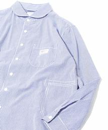 SMITH別注ショールカラーワークシャツ