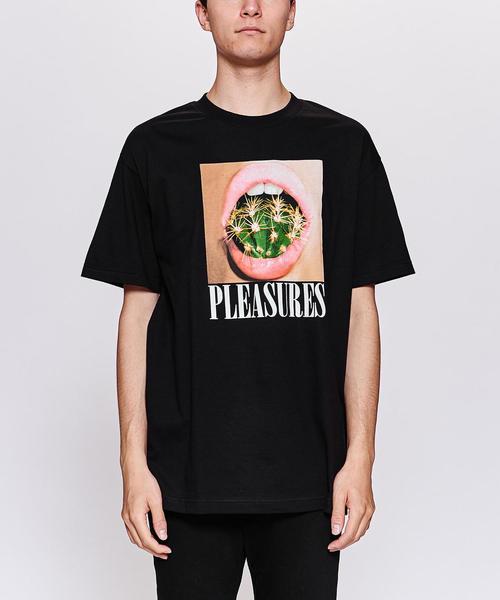 <PLEASURES> PRICK TEE/Tシャツ