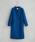 UNITED TOKYO(ユナイテッドトウキョウ)の「Vネックノーカラーコート(その他アウター)」|ブルー