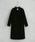 UNITED TOKYO(ユナイテッドトウキョウ)の「Vネックノーカラーコート(その他アウター)」|ブラック