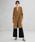 UNITED TOKYO(ユナイテッドトウキョウ)の「Vネックノーカラーコート(その他アウター)」|詳細画像